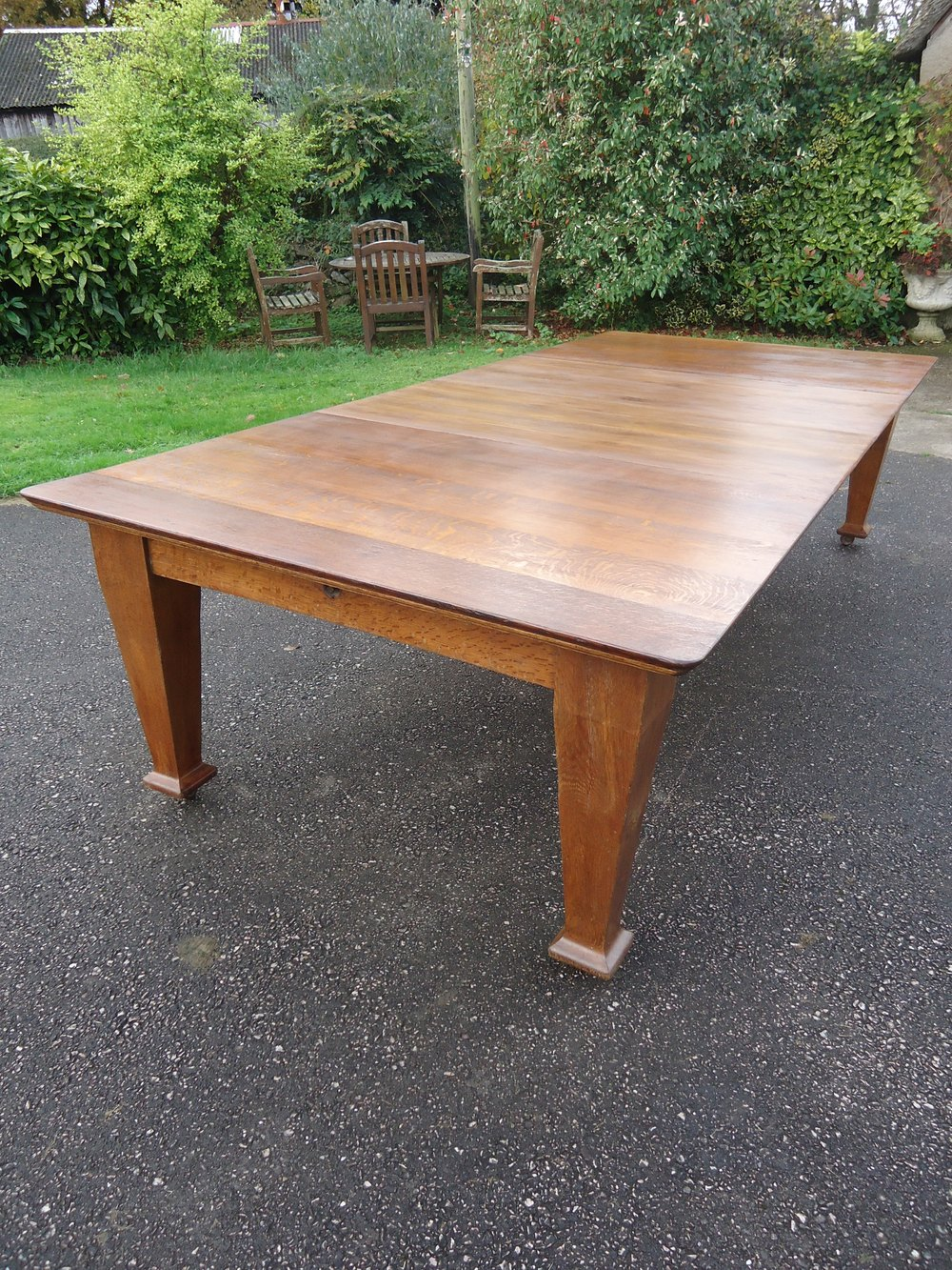 arts and crafts dining table. Superb 10 Foot Arts \u0026 Crafts Dining Table And