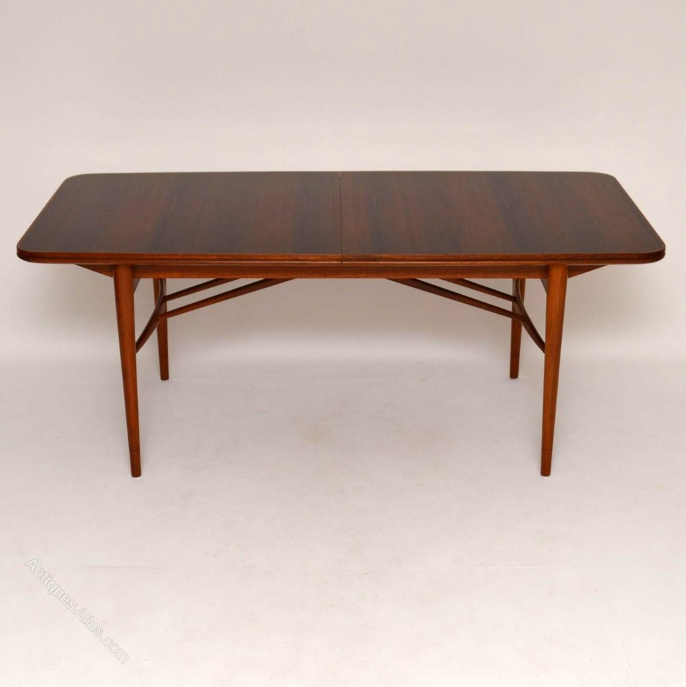 Beautiful  Retro and Vintage Extending Dining Tables