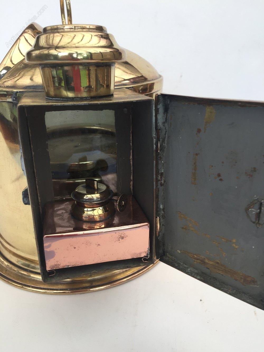 Antique 1800s Nautical Ship Binnacle Compass | Etsy