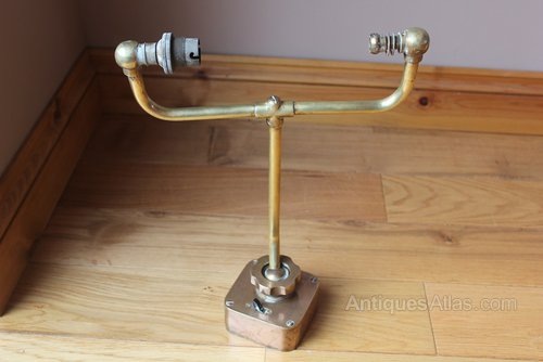 Antiques Atlas 1920s Bankers Lamp