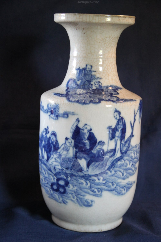 Antiques atlas chinese blue white vase chinese blue white vase reviewsmspy