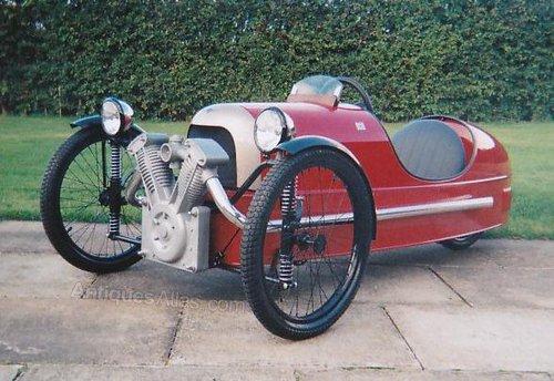 Antiques Atlas Morgan 3 Wheeler Pedal Car