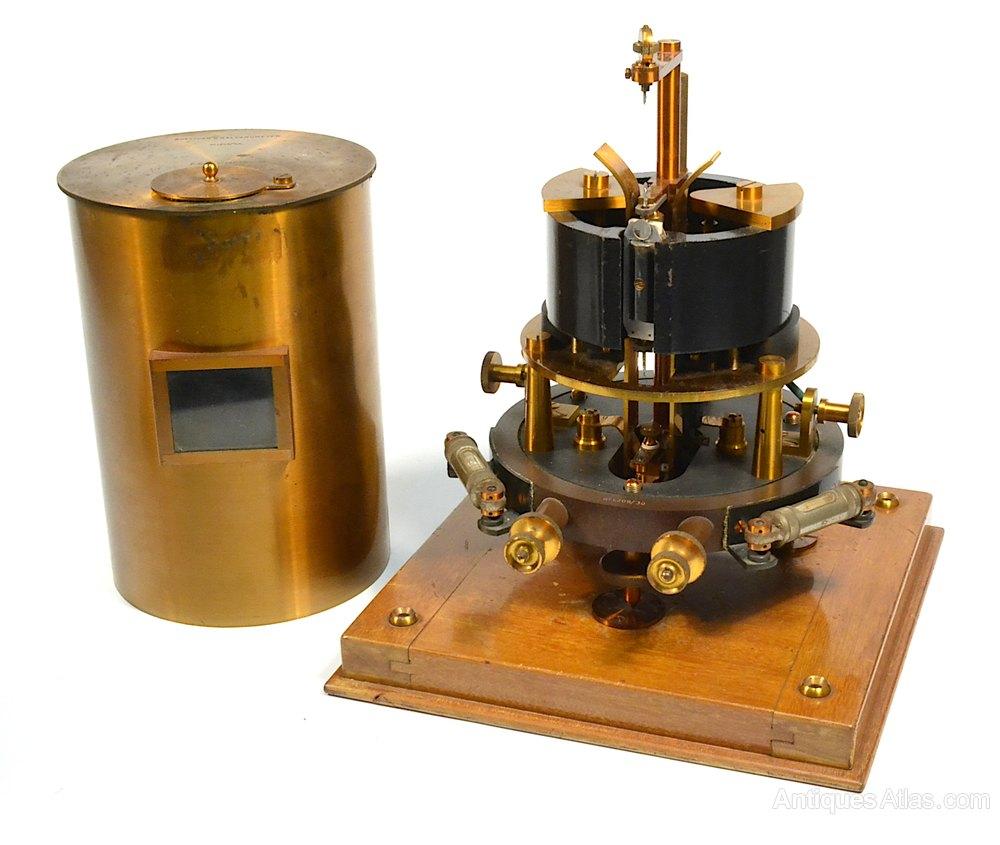 Antiques Atlas Sullivan S Galvanometer