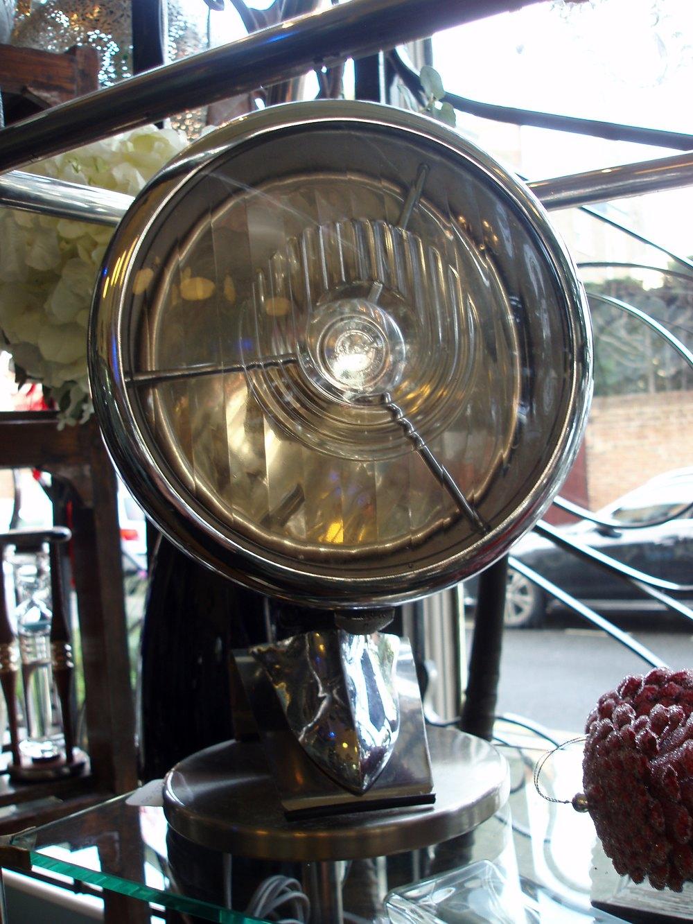 Antiques Atlas 1930 S Car Headlamp Converted To Light