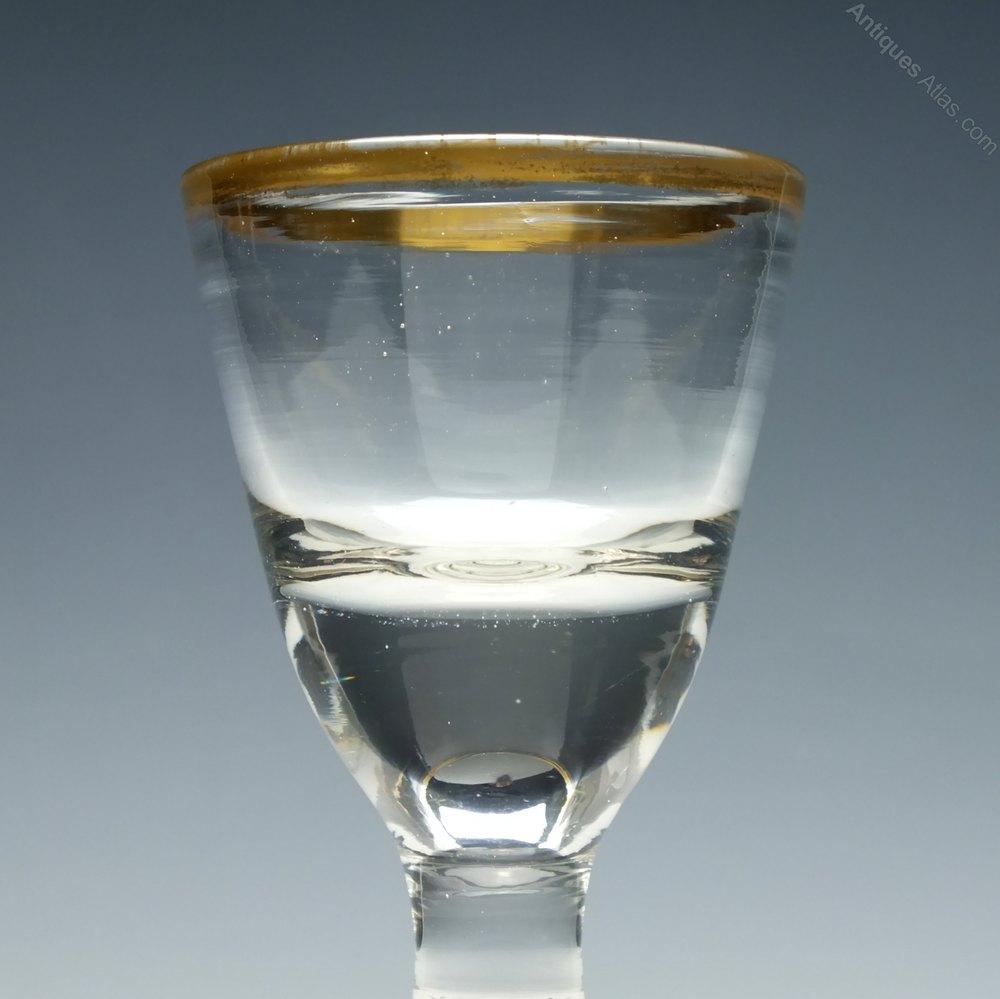Th Century Wine Glasses