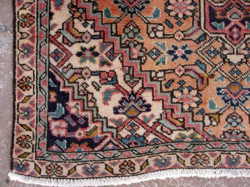 Vintage Persian Hamadan Rug Antique Persian Rugs ...