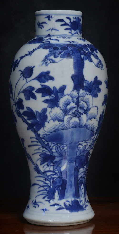 Antiques Atlas Chinese Blue And White Vase
