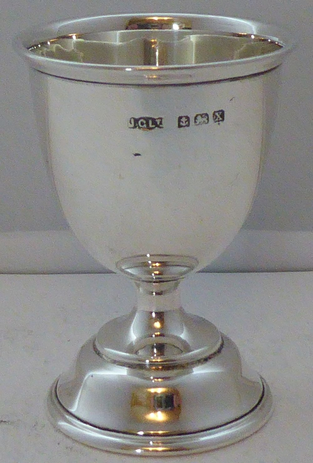 Antiques Atlas 1922 Silver Christening Set Mug Egg Cup