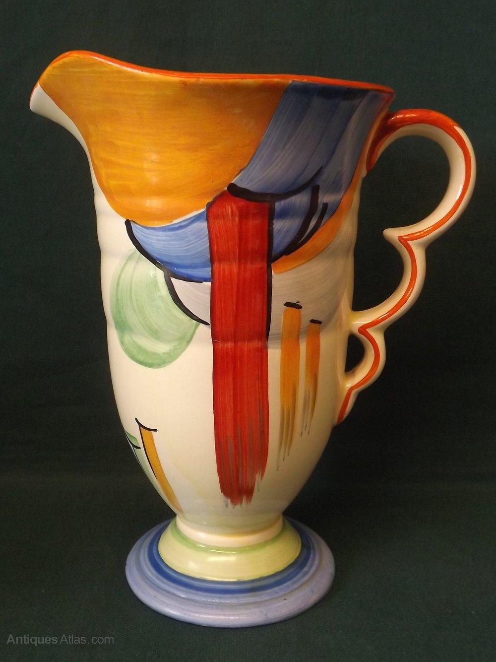 Antiques atlas art deco beswick pottery jug art deco beswick pottery jug reviewsmspy