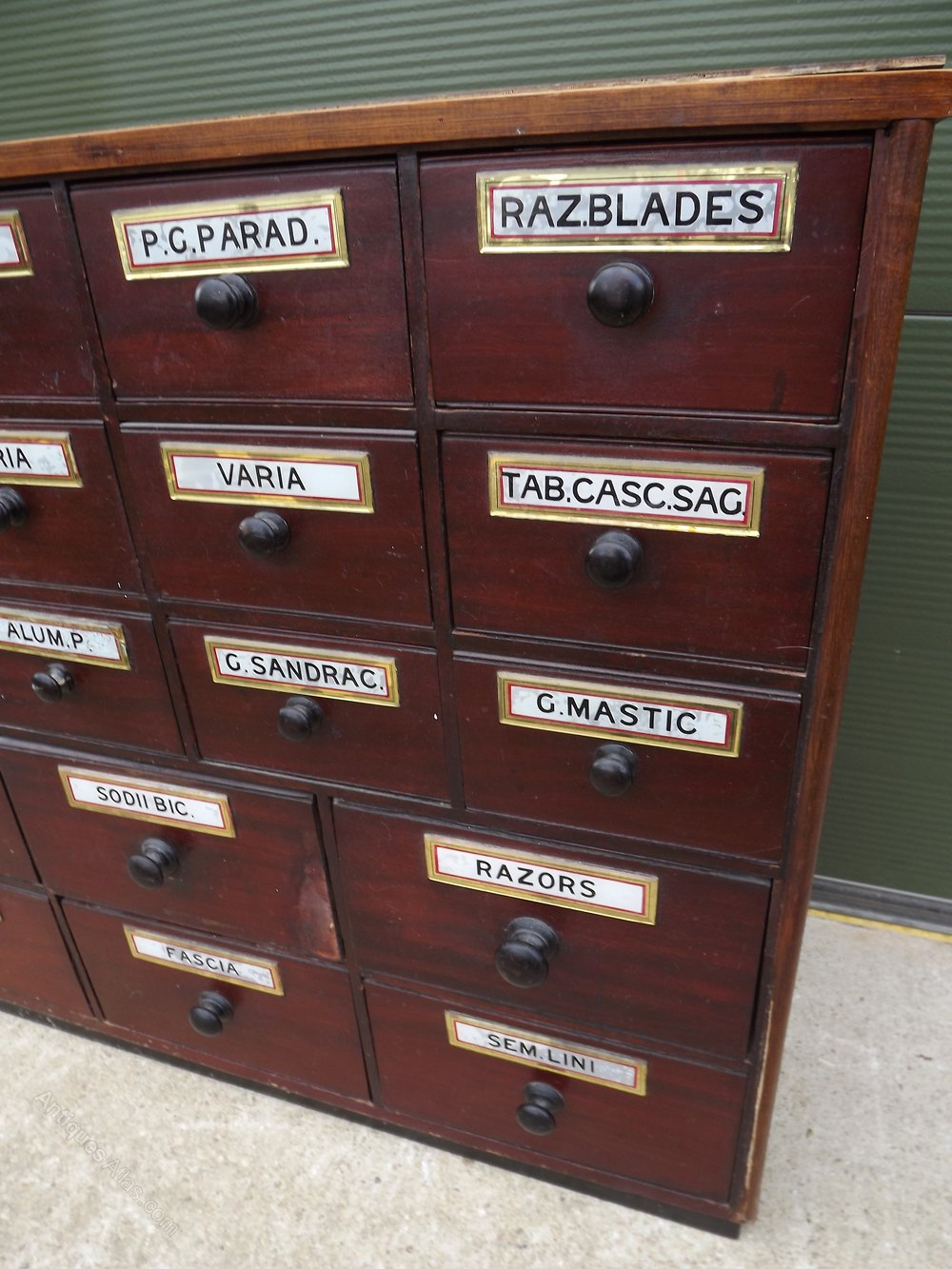 antique apothecary cabinet for sale antiques atlas mahogany apothecary cabinet drawers 10612