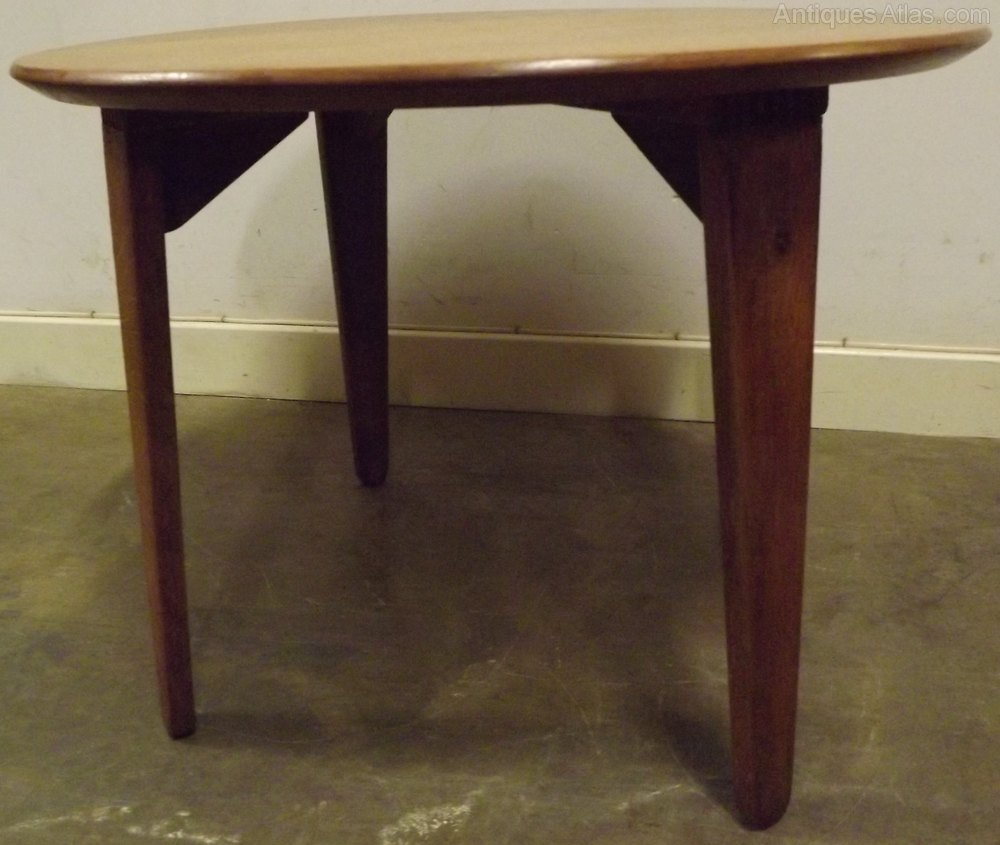 Gordon Russell Coffee Table Antiques Atlas Vintage Gordon Russell Oak Circular Coffee Table