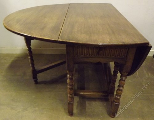 Antiques atlas waring gillow jacobean style dining table