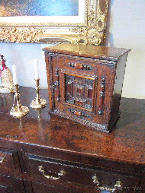 Very Early Charles II Spice Cupboard Antique ... - Very Early Charles II  Spice - Antique Spice Cupboard Antique Furniture