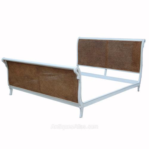 Admirable Beautiful Large Antique Swan Bed Antiques Atlas Creativecarmelina Interior Chair Design Creativecarmelinacom