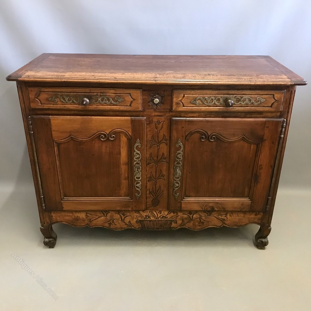 French cherry buffet antiques atlas