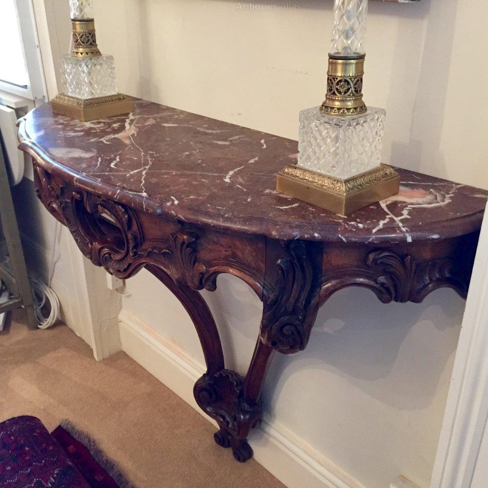 ... Hall Table