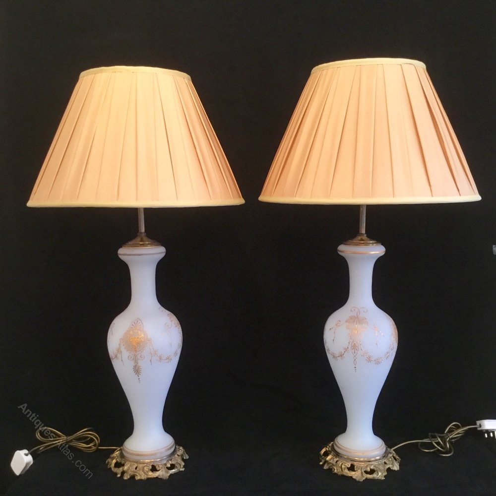 Antiques Atlas Tall Pair Of French