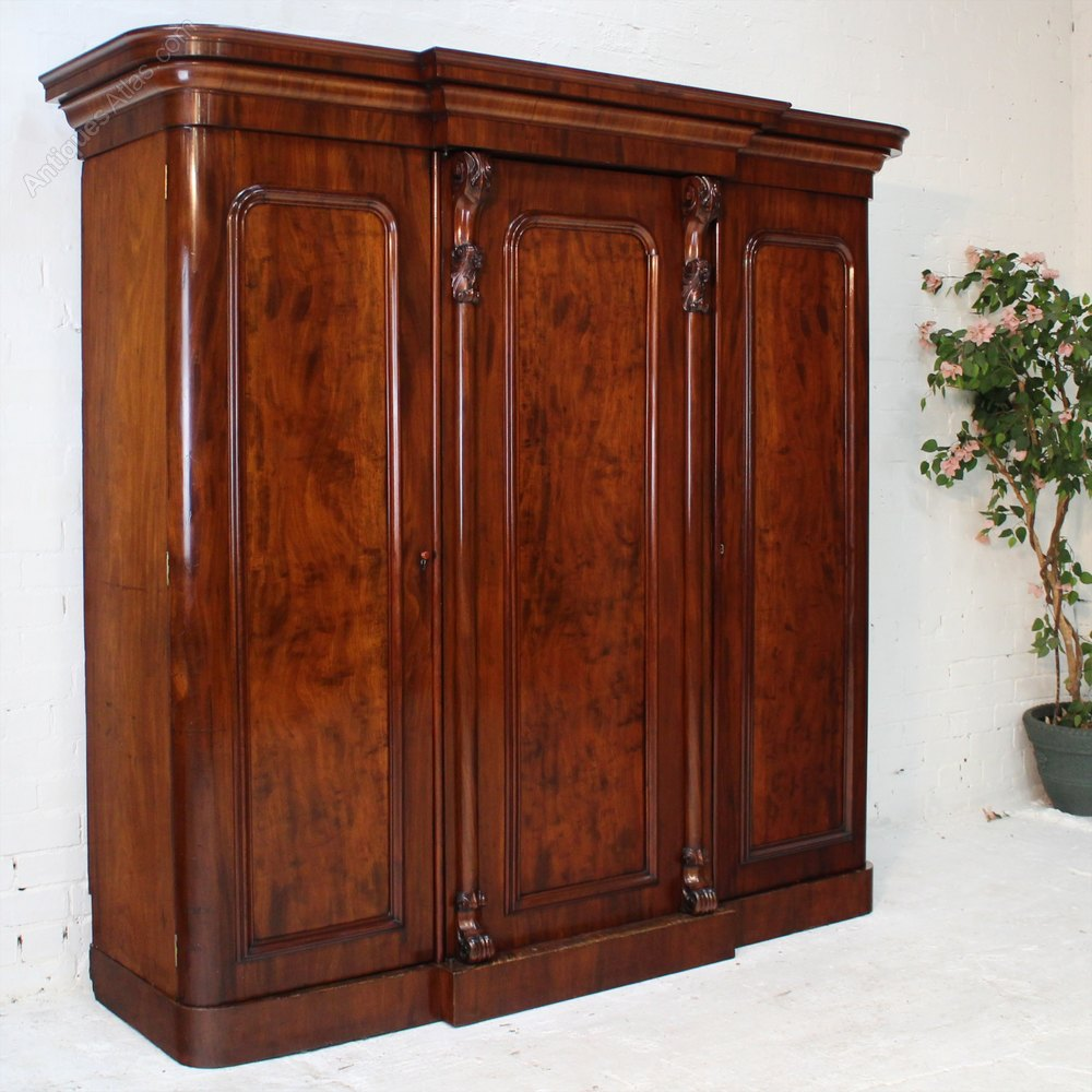 or victorian wardrobes armoire hand antique s wardrobe cherry closet carved shop