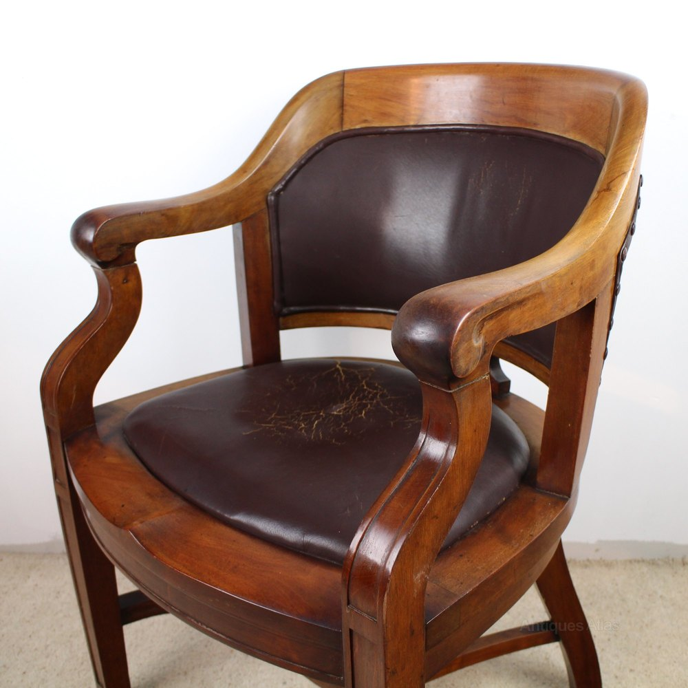 Dark Brown Office Furniture