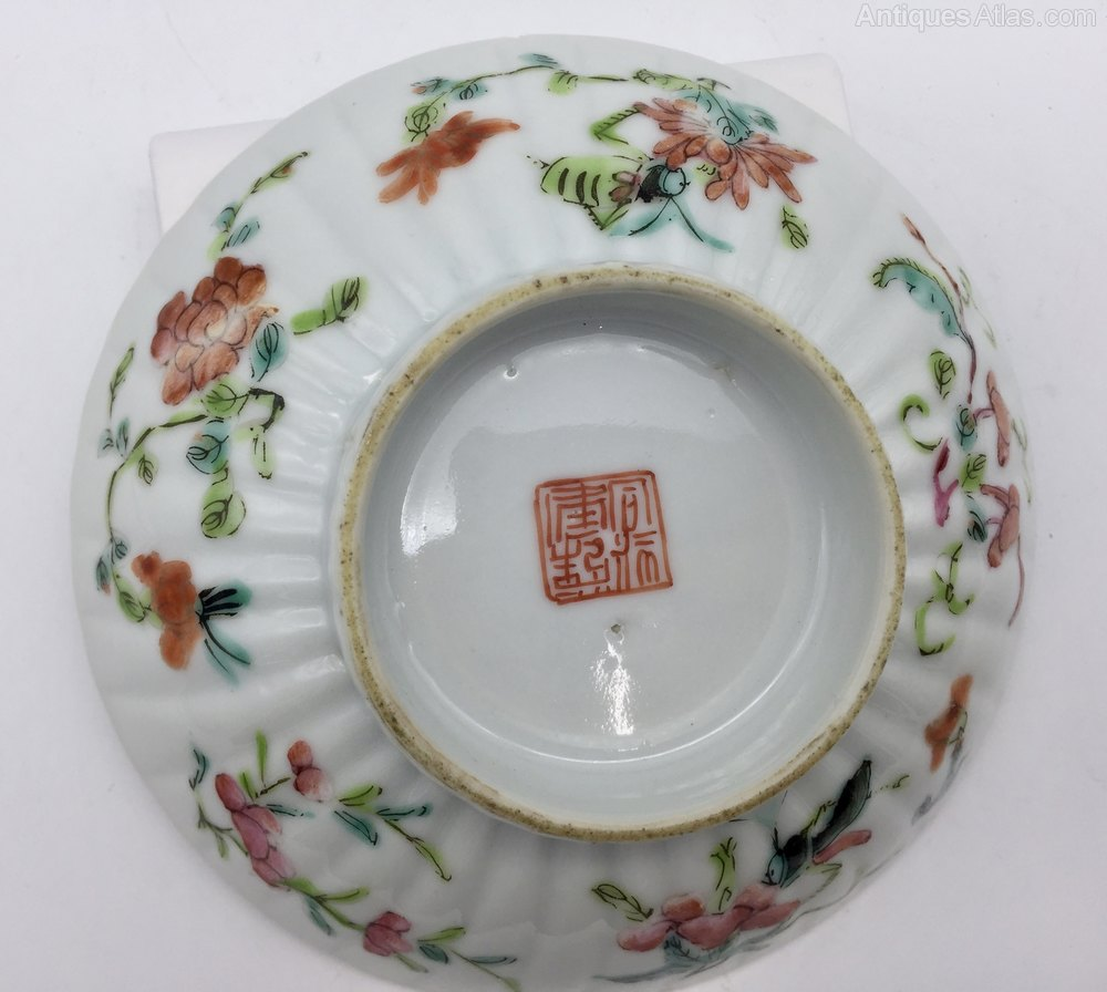 Antique Chinese Porcelain Dish Circa 1800