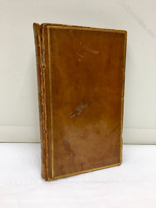 Antiques Atlas Antique Leather Bound Book Works Of Lord