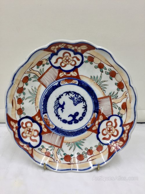 Dating japanese imari porcelain