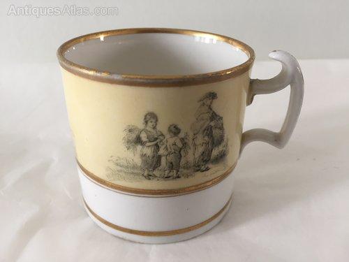 """Antiques Decorative Arts Antique Porcelain Flight Barr & Barr Period Worcester """"royal Lily"""" Plate C1820"""