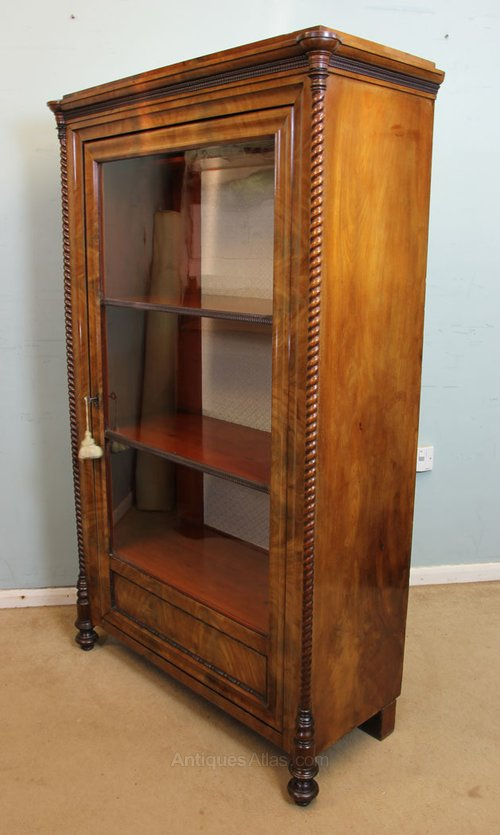 Antique Mahogany Display Cabinet Antique Display Cabinets Antique Mahogany  ...