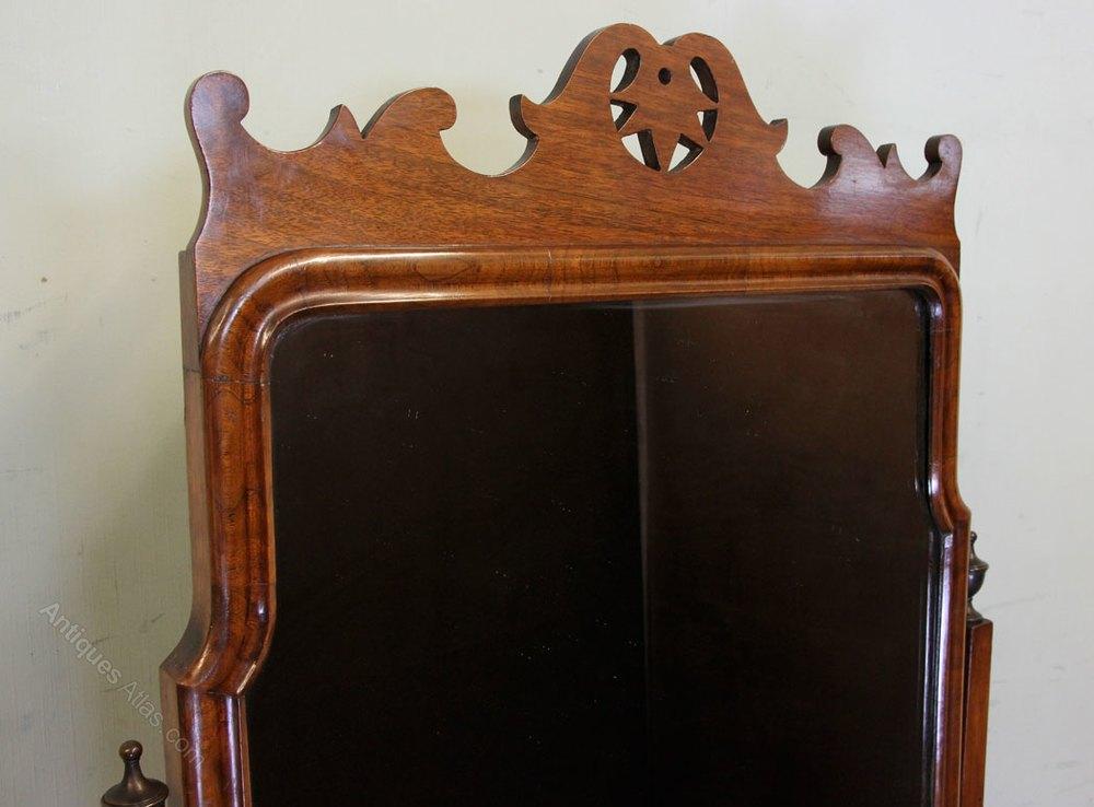 Antiques Atlas Antique Walnut Cheval Dressing Mirror