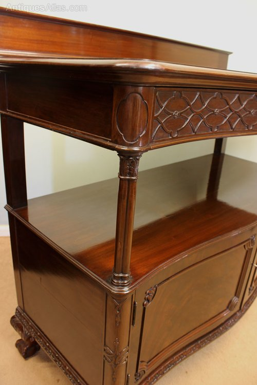 mahogany sideboard server buffet quality antique mahogany sideboard buffet server 7326