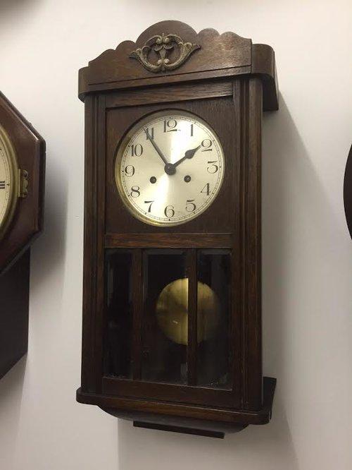 Antiques Atlas 1930s English Wall Clock