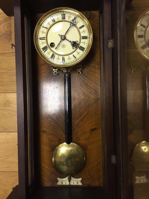 Antiques Atlas C1875 Antique Vienna Wall Clock