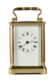 A High Quality Carriage Clock