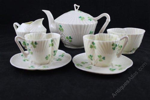 Belleek Tea Service