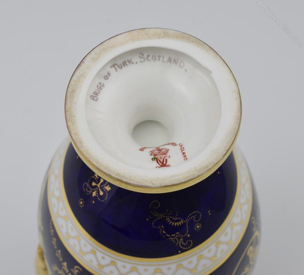 Antiques atlas royal crown derby vase signed cuthbert gresley royal crown derby vase signed cuthbert gresley ceramics royal crown derby antique porcelain artist alt5 alt6 reviewsmspy