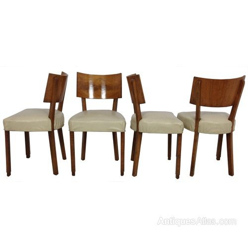 Outstanding Art Deco Style Dining Chairs The Arts Machost Co Dining Chair Design Ideas Machostcouk