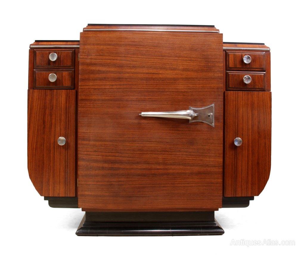 french art deco sideboard c1930 antiques atlas. Black Bedroom Furniture Sets. Home Design Ideas