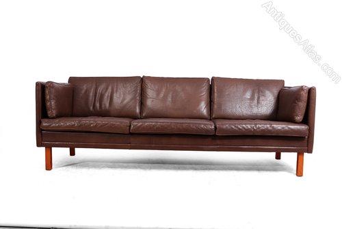 Mid Century Modern Danish Sofa, Vintage Modern Furniture Cleveland