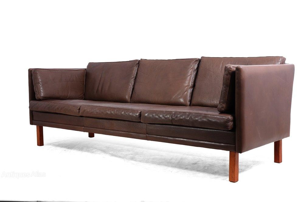 Antiques Atlas - Mid Century Modern Danish Sofa