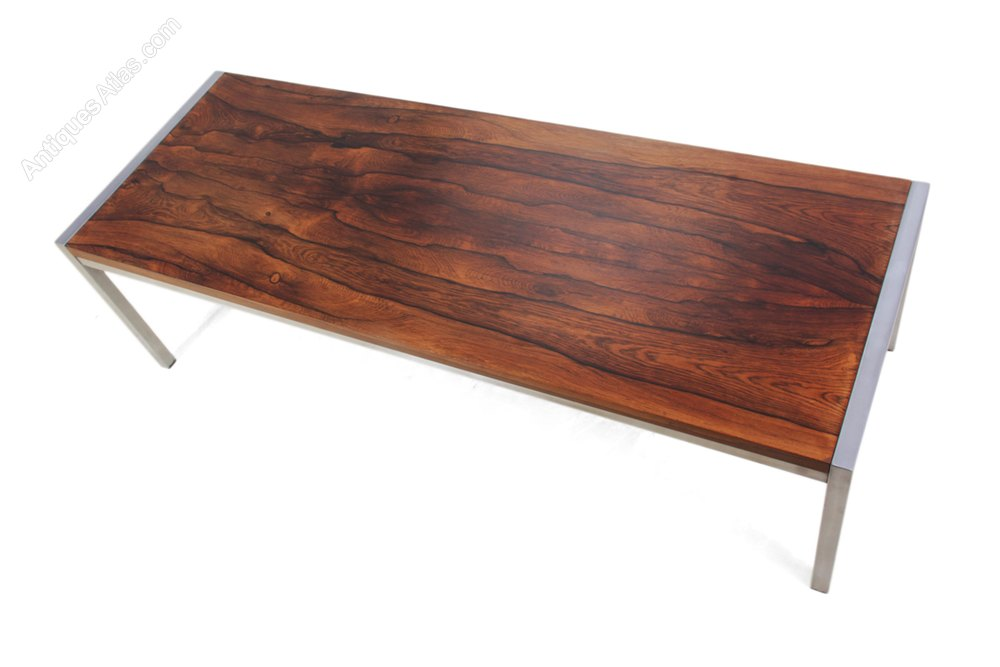 Antiques Atlas   Mid Century Rosewood Coffee Table