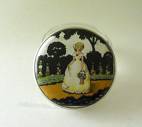 antiques atlas 10th tin wedding anniversary gifts for her