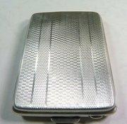 21eefa88d136 Antiques Atlas - Art Deco Silver Smoking Accessories