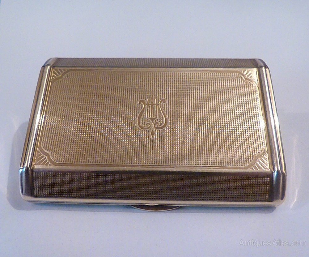 Antiques Atlas Musical Box Copper 7th Wedding Anniversary Gift