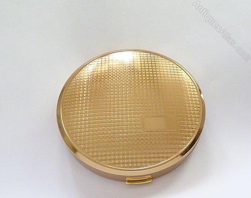 Vintage gifts for her vintage compacts bridesmaids pocket mirrors 1960s film props women/'s accessories
