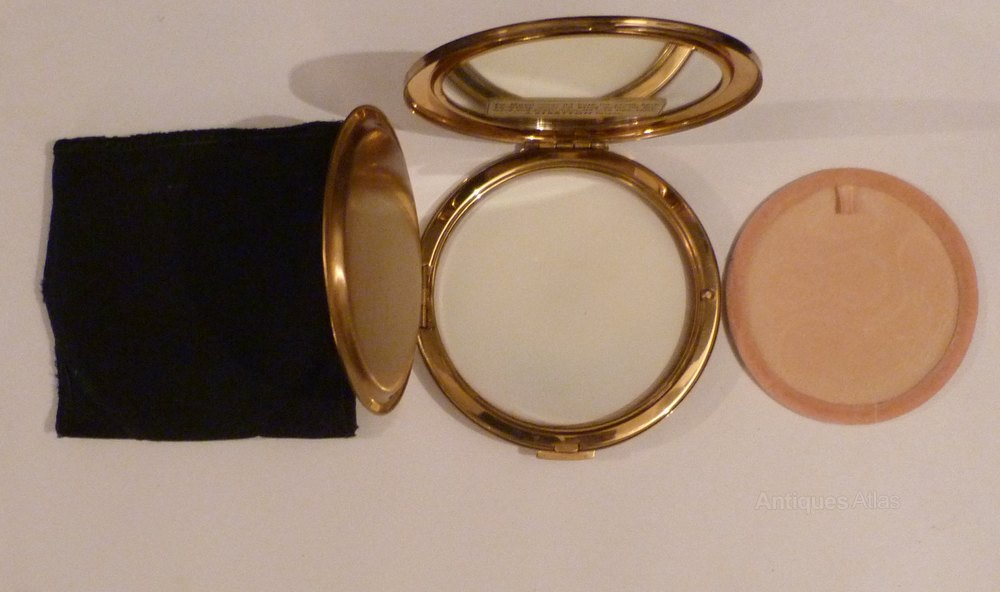 Seems Vintage compacts for