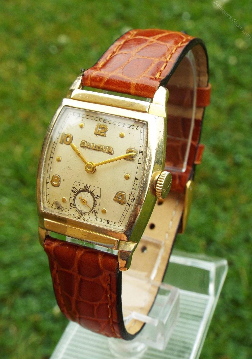 Antiques Atlas - Gents 1950s Chalet Hand Winding Wrist Watch