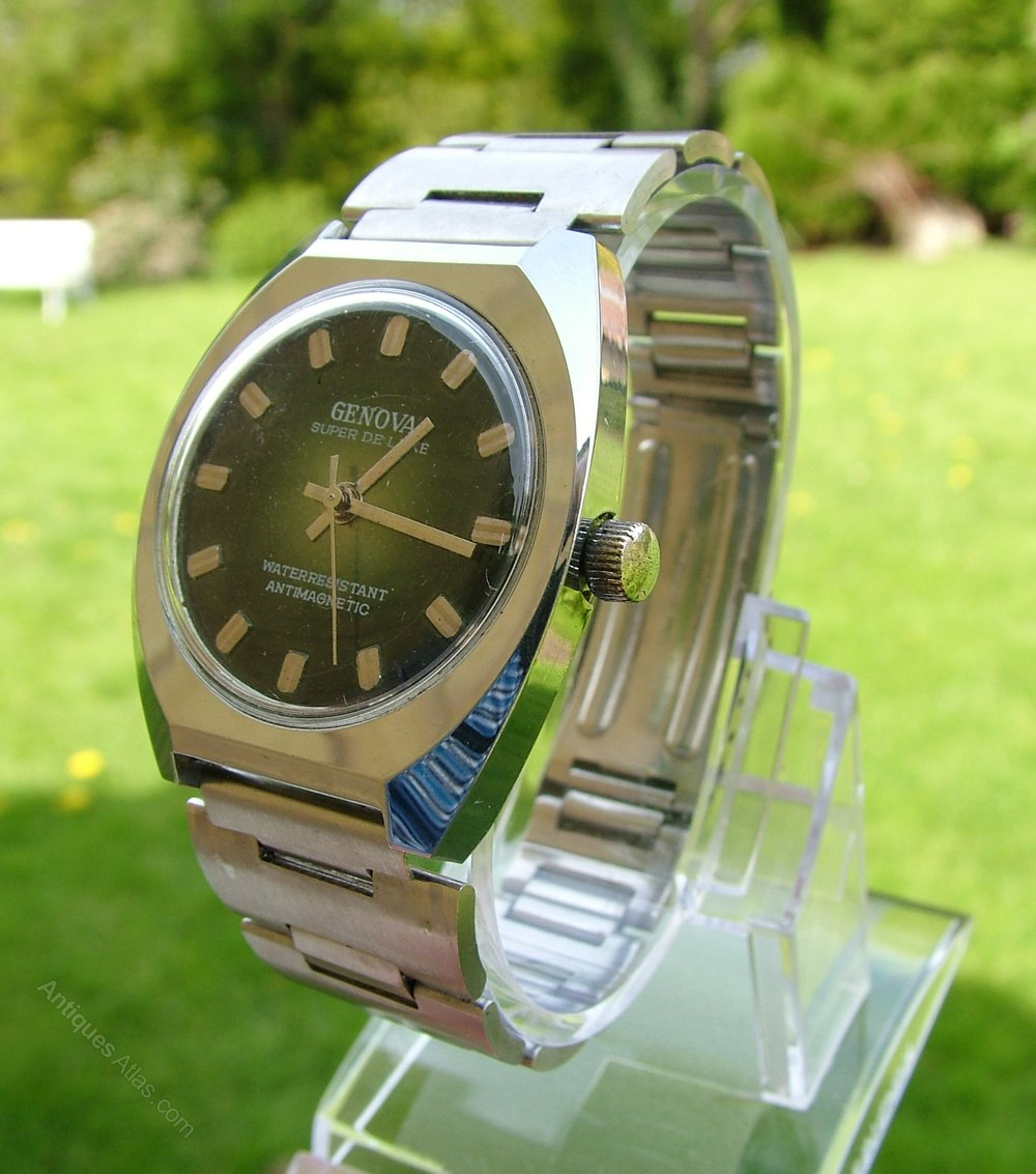 made cerruti ebay swiss watches b collection bn damenarmbanduhr genova s watch