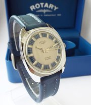 antiques atlas antique and vintage mens watches vintage wrist watch company a gents 1970s rotary wrist wat