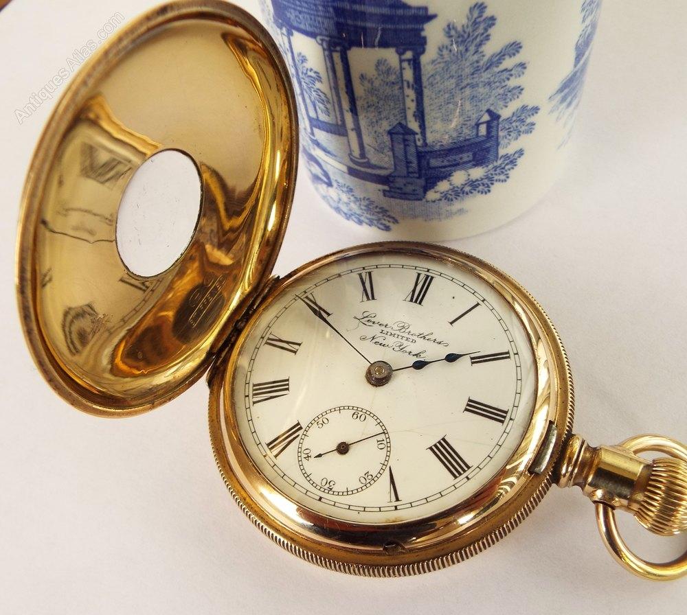 Pocket seth watch parts thomas Watch Repair