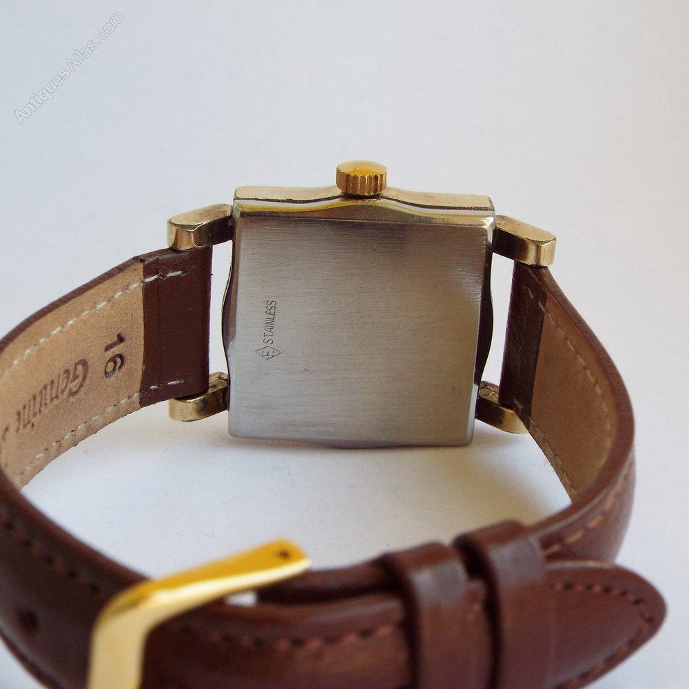 Swiss Made Lathin 17 Jewels Vintage Wind Up Watch | eBay